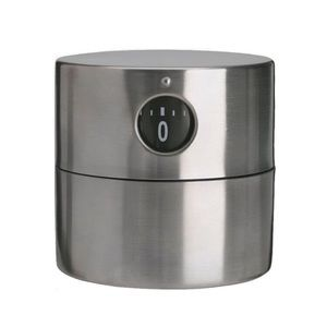 NEW Ordning 60 Minutes Stainless Steel Timer